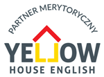 link do strony Yellow House English